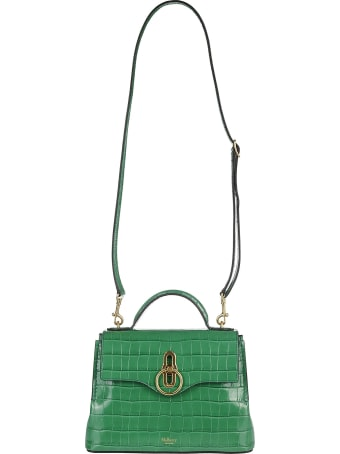 Mulberry Cocco Effect Shoulder Bag