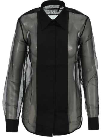 Helmut Lang Sheer Shirt