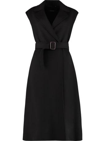 'S Max Mara Delfina Wool Coat