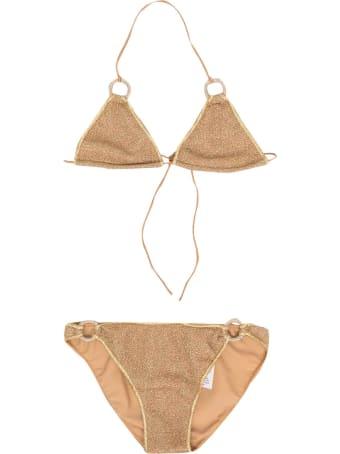 Oseree Glitter Bikini Set