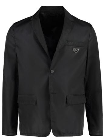 Prada Techno Fabric Jacket