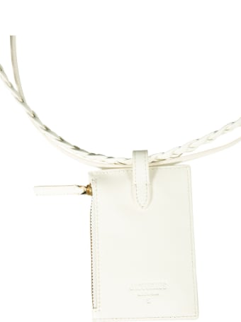 Jacquemus Logo Plaque Shoulder Bag