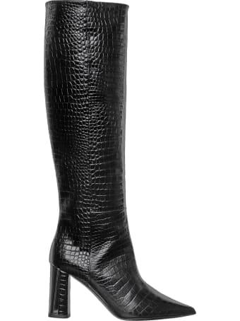 Ninalilou Ninalilou Ivy Black Boot