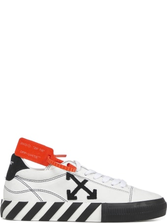 Off-White New Arrow Vulcanized Sneakers