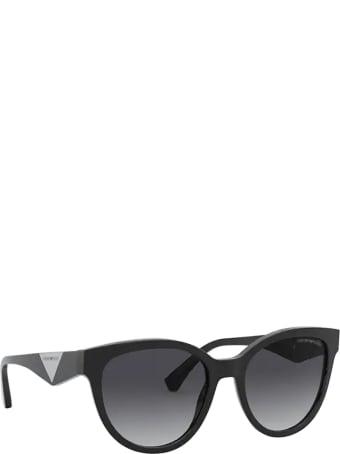 Emporio Armani Emporio Armani Ea4140 Shiny Black Sunglasses