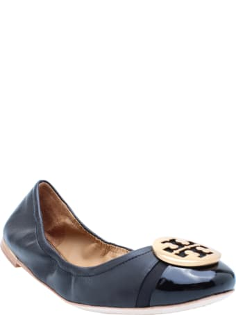 Tory Burch Leather Flat Shoes