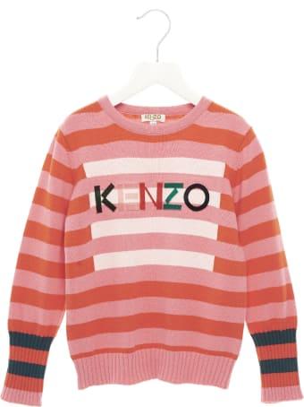 Kenzo Kids 'golvine' Sweater