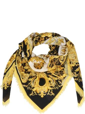 Versace 'barocco' Foulard