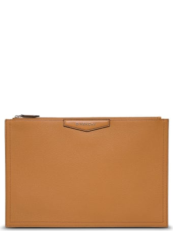 Givenchy Antigona - Large Pouch In Sugar Leather