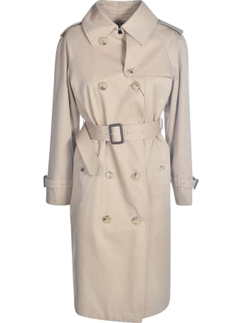 Mackintosh Double-breasted Classic Trench