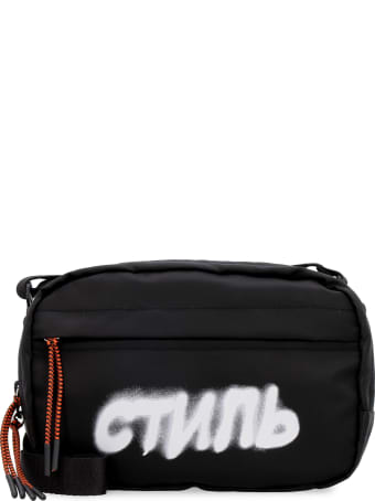 HERON PRESTON Technical Fabric Camera Bag