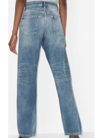 Frame Five Pockets Denim Jeans