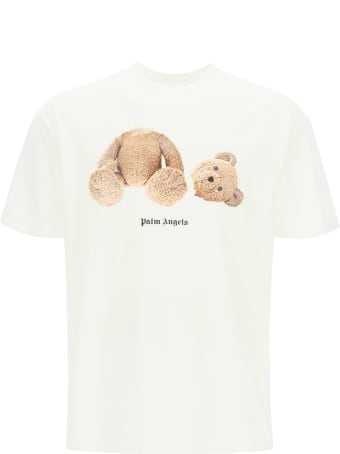 Palm Angels Ice Bear Print T-shirt