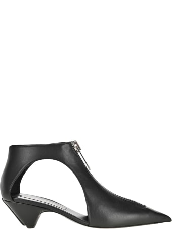 Stella McCartney Zipit Ankle Boots