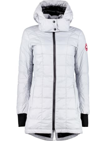 Canada Goose Ellison Full Zip Padded Hooded Jacket