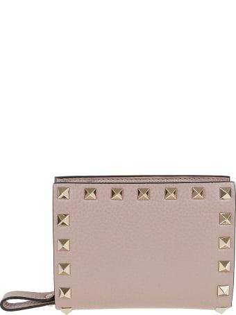 Valentino Garavani Flap French Wallet