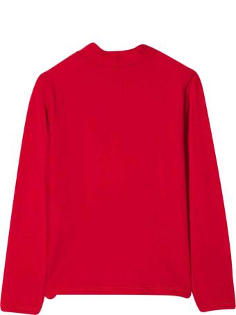Miss Blumarine Red Sweater