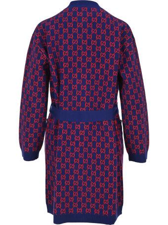 Gucci Gg Cardigan Coat