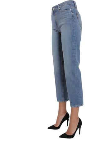 Paige Sarah Straight Jeans