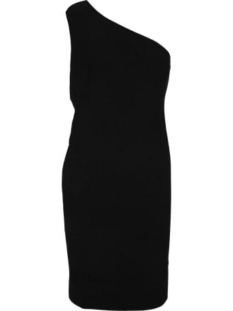 Bottega Veneta One Shoulder Dress