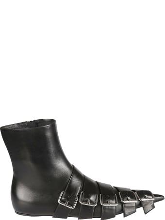 Balenciaga Buckle Boots