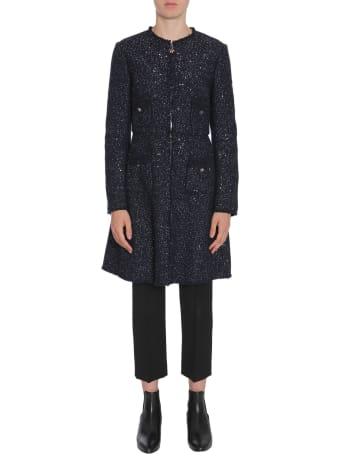 Moncler Gamme Rouge Moraine Coat