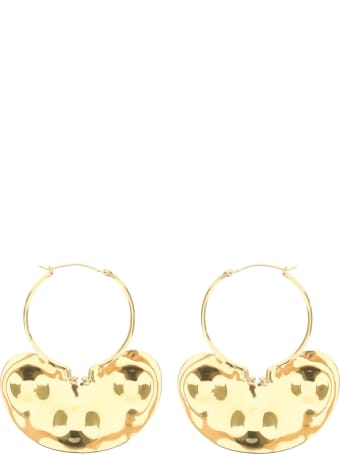 Patou Iconic Small Hoop Earrings