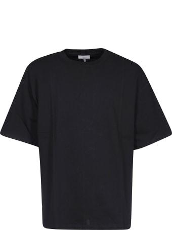 Lanvin Printed Oversized T-shirt