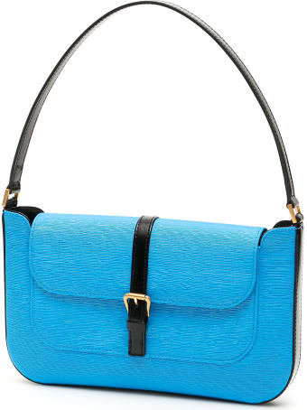 BY FAR Bicolor Miranda Bag