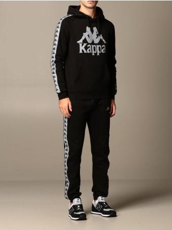 Kappa Sweatshirt Kappa Sweatshirt With Logo And Hood