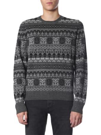 Alexander McQueen Crew Neck Sweater