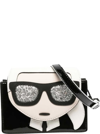 Karl Lagerfeld Kids Karl Ikonik Shoulder Bag