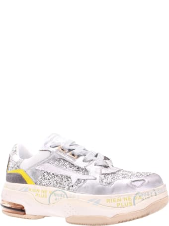 Premiata Draked Sizey 020 Leather Sneakers