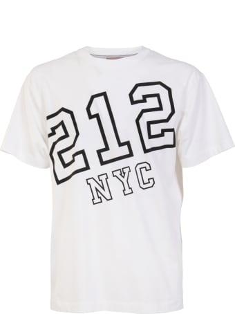 Buscemi Area Code Print T-shirt
