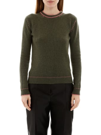 Marni Pull With Embroidered Logo