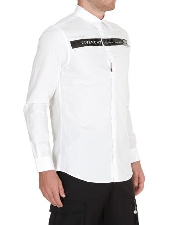 Givenchy Logo Shirt