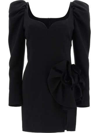 Magda Butrym Wool Mini Dress