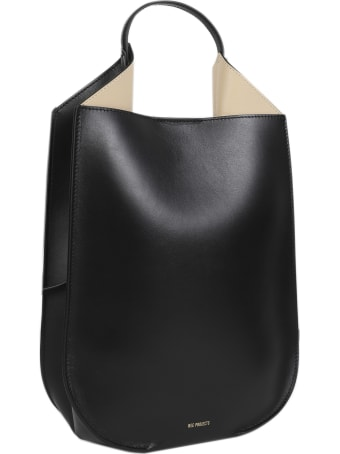 Ree Projects Black Helene Mini Bag