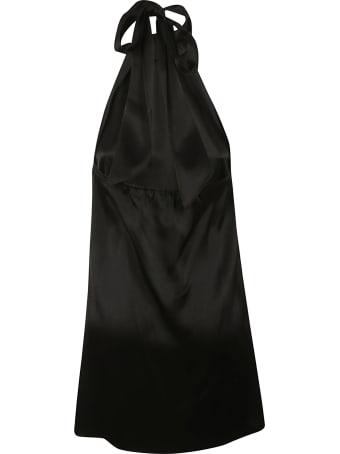 Alice + Olivia Sleeveless Back Bow-tie Detail Dress