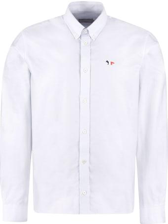 Maison Kitsuné Cotton Button-down Shirt