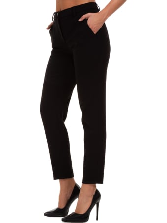 Boutique Moschino Double Logo Trousers