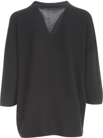 Gentry Polo Neck S/s Sweater