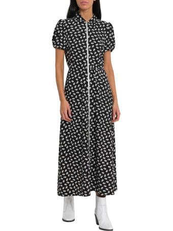 ALEXACHUNG Zip Dress