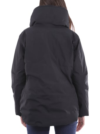 Plantation X Descente Black Jacket