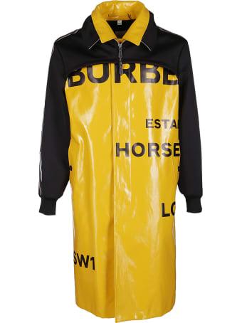 Burberry Printed Coat