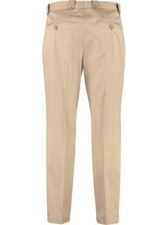 Dolce & Gabbana Stretch Cotton Trousers
