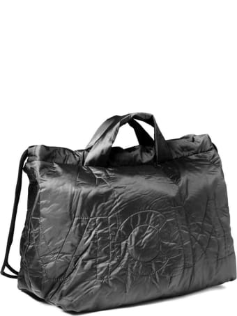Vic Matié Black Large Collapsible Penelope Bag