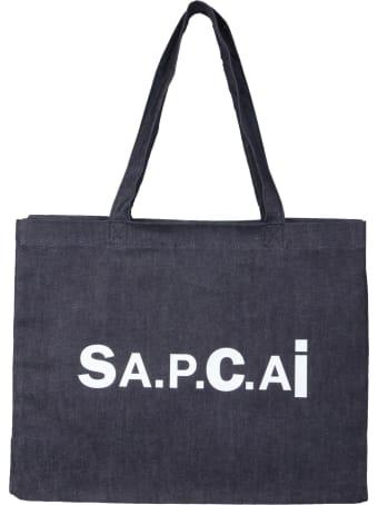 A.P.C. x Sacai Candy Tote Bag