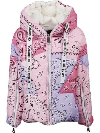 Khrisjoy Bandana Puffer Jacket