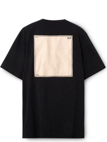 OAMC Black Cotton T-shirt